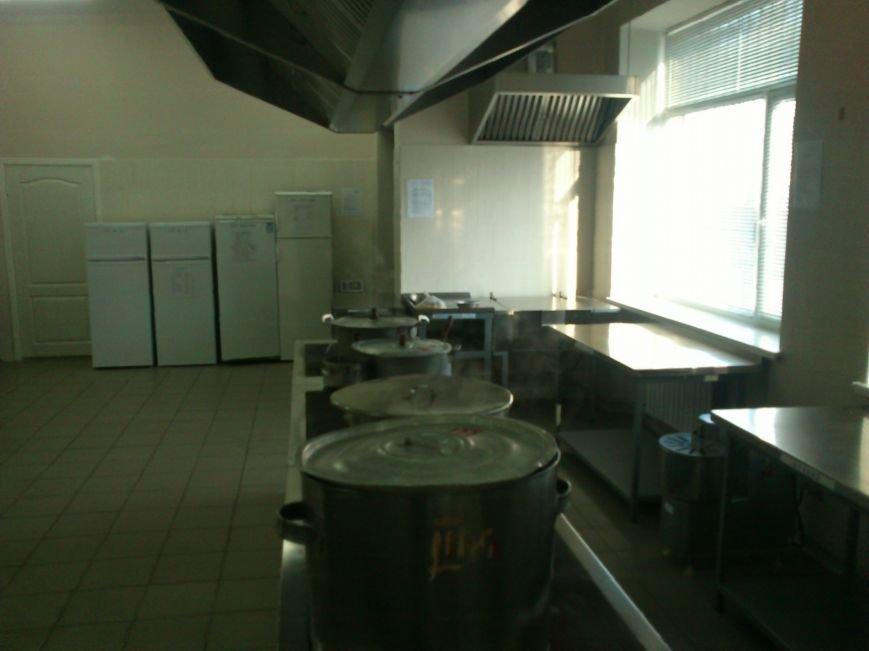 В Днепродзержинской школе №34 торжественно открыли новый пищеблок, фото-14