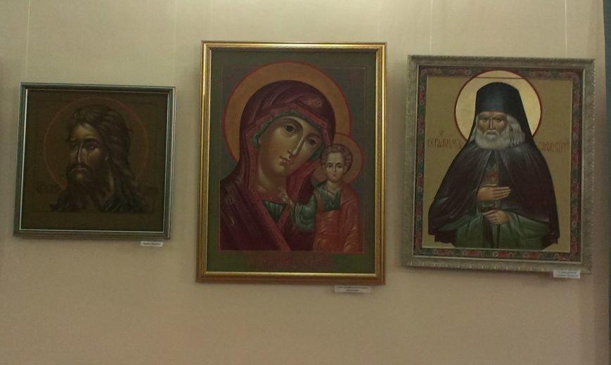 В Симферополе открылась выставка писаной храмовой иконы (ФОТО) (фото) - фото 7