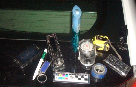 В Кировоградской области подросток угонял автомобили и совершал кражи (фото) (фото) - фото 1