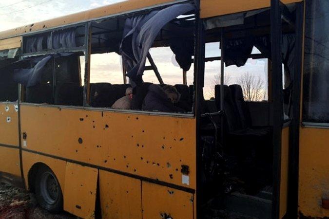 15 января объявлено днем траура по погибшим под Волновахой (фото) - фото 1