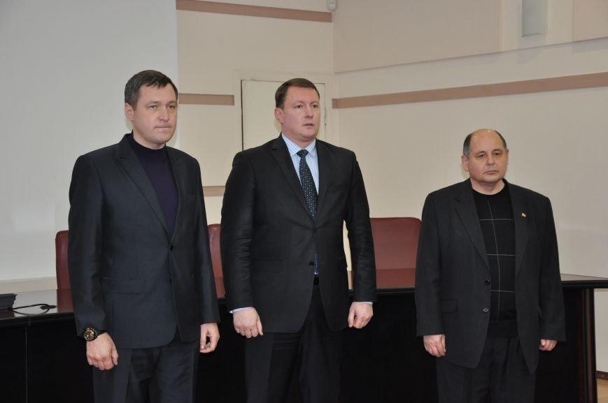 Краматорчане присоединились ко всеукраинской минуте молчания, фото-1