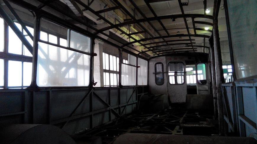 В Сумах «Электроавтотранс»  соберет троллейбус по имени «Доброволец» (ФОТО) (фото) - фото 1