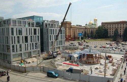 Как изменился центр Днепропетровска меньше, чем за 100 лет (фото) - фото 1