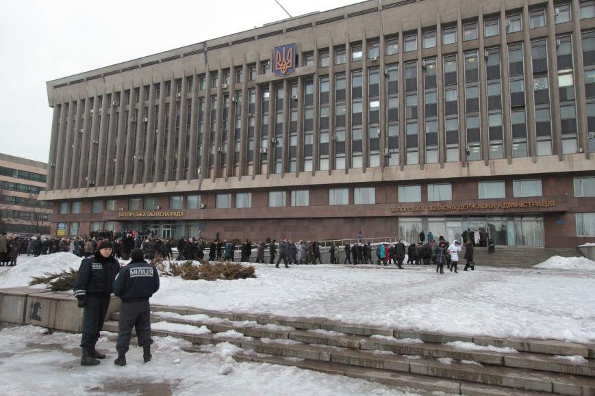 Запорожцы почтили память погибших под Волновахой (ФОТО), фото-3