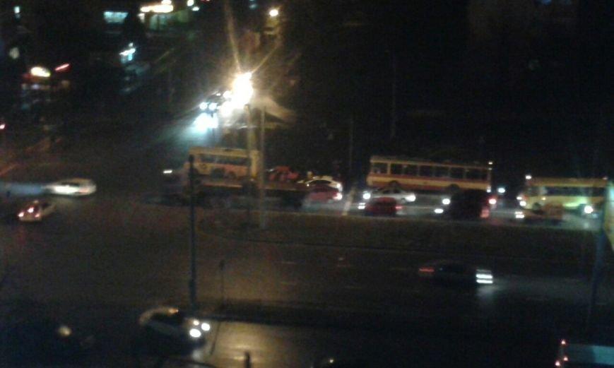 Ситуація на дорогах Львова: ДТП на вулиці Науковій (ФОТО) (фото) - фото 1
