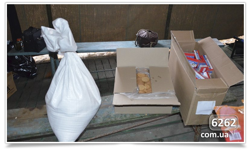Пункт обогрева получил запас чая, сахара и печенья. (фото) - фото 2
