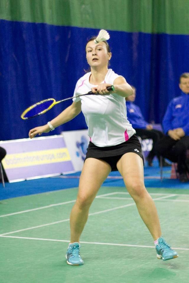 Днепропетровская спортсменка завоевала 2 бронзы на международном турнире по бадминтону (фото) - фото 1
