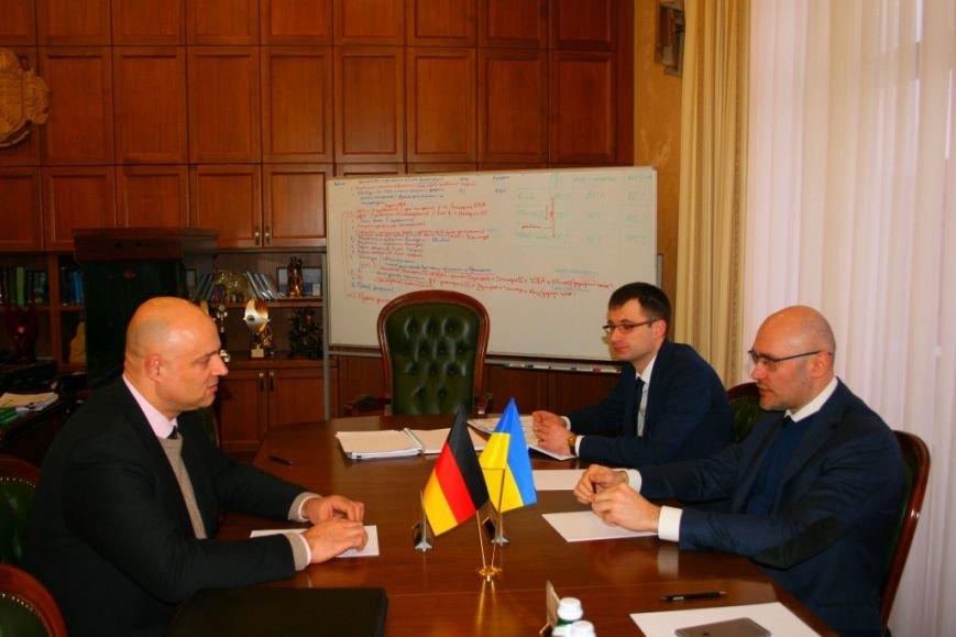 «Германия для нашего региона - крупнейший инвестор и основной партнер», - Евгений Удод, фото-1