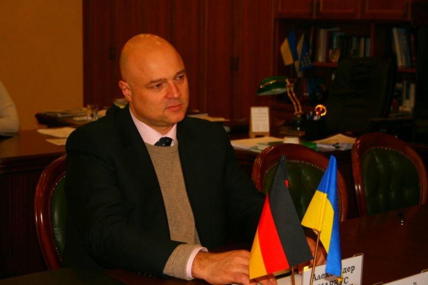 «Германия для нашего региона - крупнейший инвестор и основной партнер», - Евгений Удод, фото-2