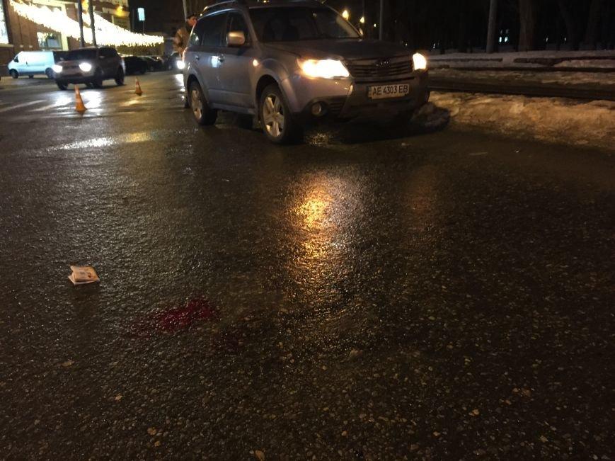 В Днепропетровске произошло ДТП, в результате которого пострадали 2 пешихода (фото) - фото 2