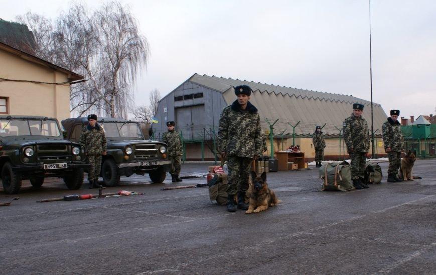 Прикордонники Буковини вирушили на проходження бойової підготовки (фото) - фото 1