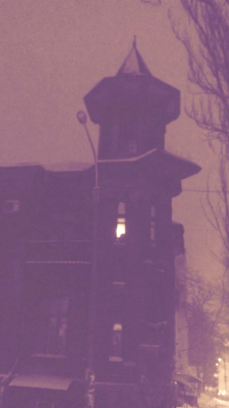 Хогвартс в Днепропетровске: уникальные беседки на крышах (ФОТО) (фото) - фото 1