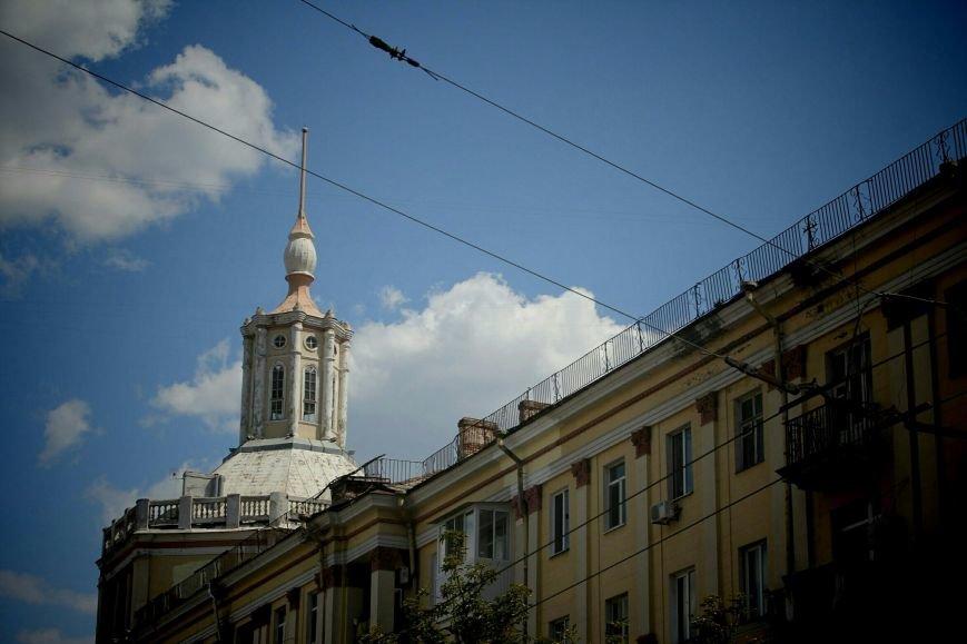 Хогвартс в Днепропетровске: уникальные беседки на крышах (ФОТО), фото-1