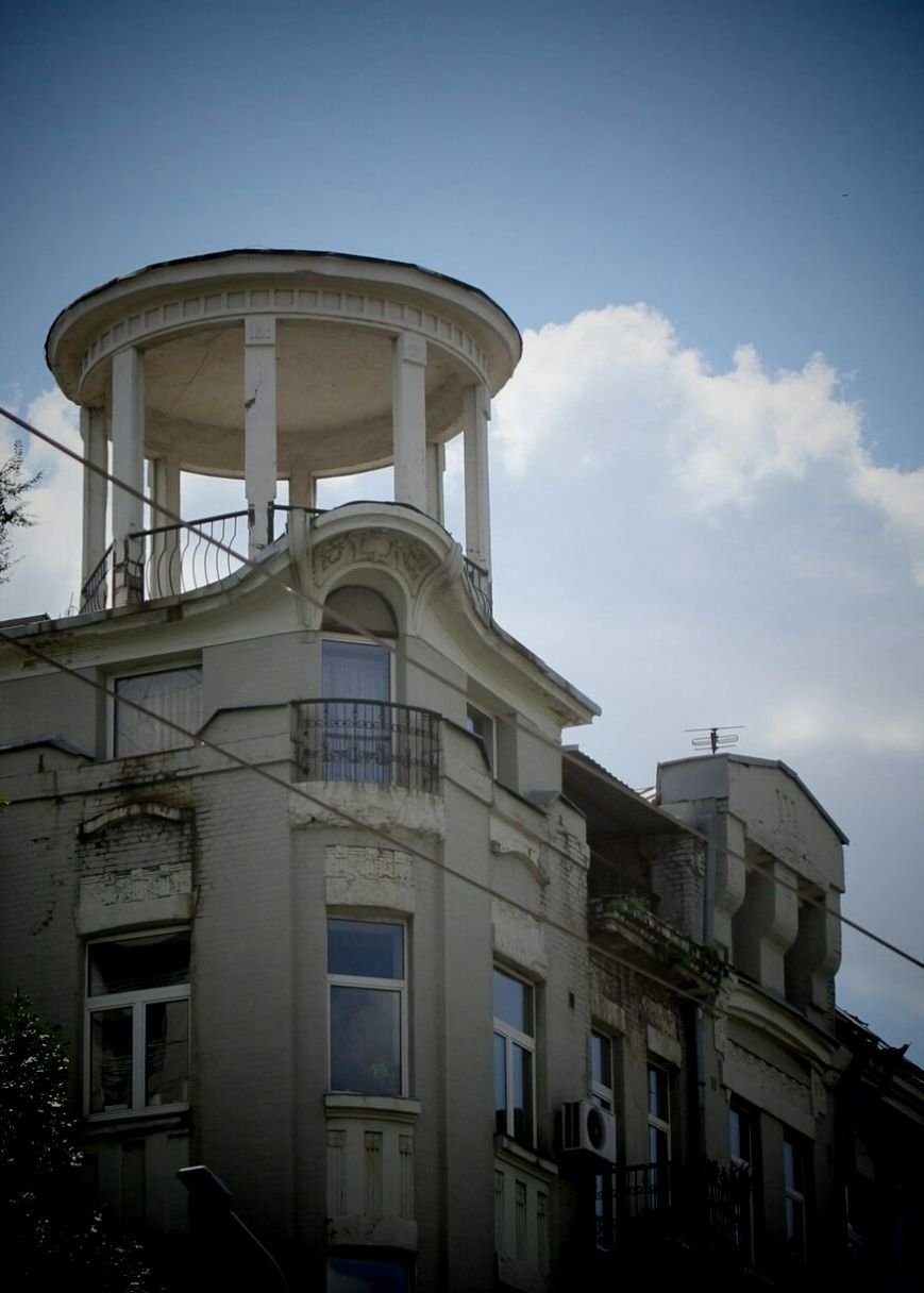Хогвартс в Днепропетровске: уникальные беседки на крышах (ФОТО) (фото) - фото 2