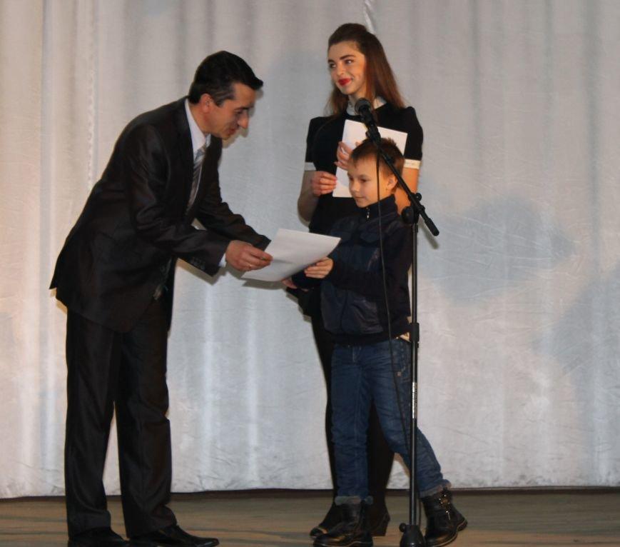 В Красноармейске в Центре творчества и досуга прошло награждение победителей конкурса «Таланты твои, Украина!», фото-6