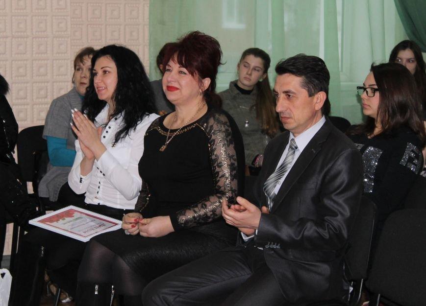 В Красноармейске в Центре творчества и досуга прошло награждение победителей конкурса «Таланты твои, Украина!», фото-10