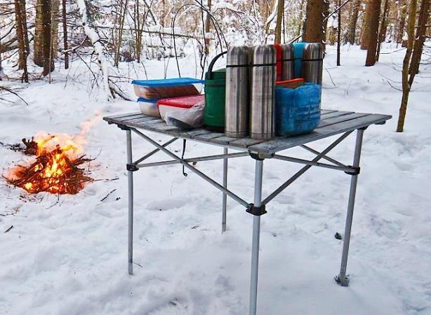 зимний-пикник