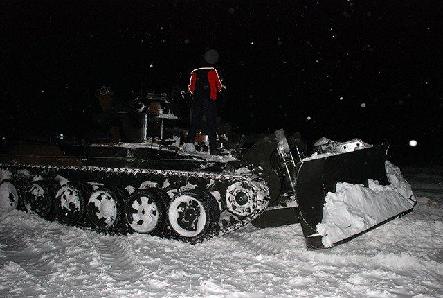 Снежный апокалипсис (ФОТО) (фото) - фото 7