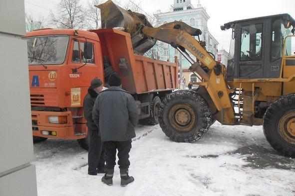 Снежный апокалипсис (ФОТО) (фото) - фото 4