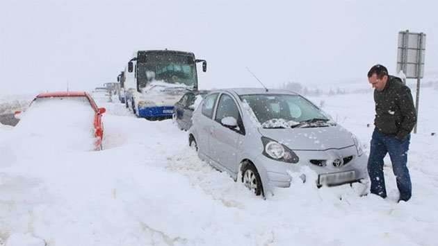 Снежный апокалипсис (ФОТО) (фото) - фото 2
