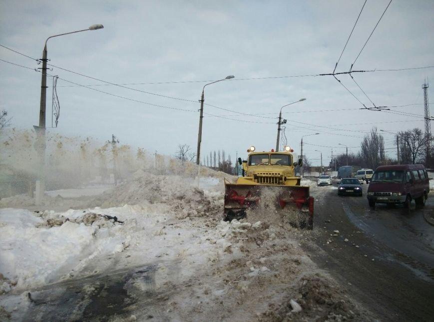 Сніговий апокаліпсис (ФОТО) (фото) - фото 4
