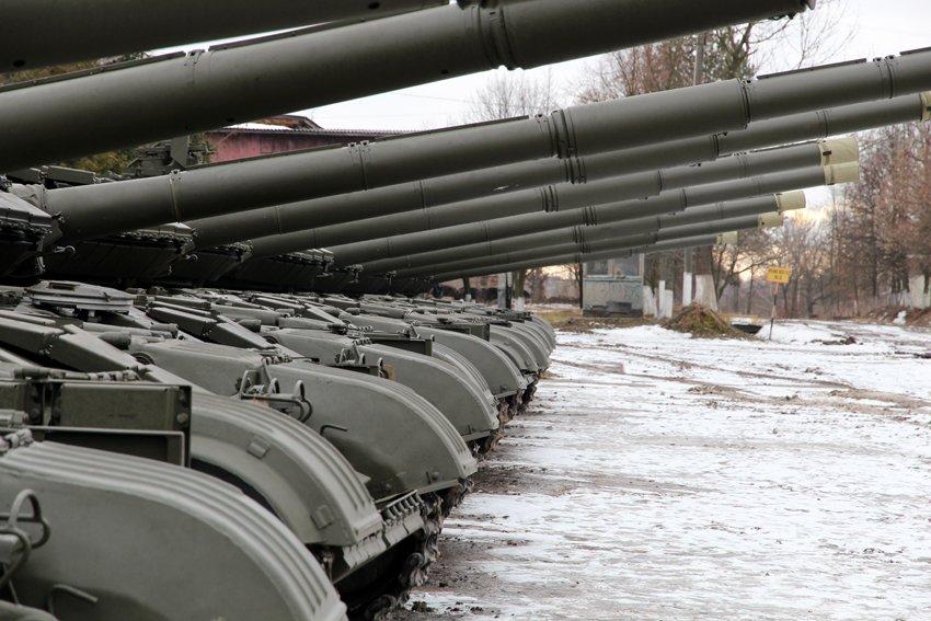Львівські експерти розкрили секрет: російські танки програють українським (ФОТОРЕПОРТАЖ) (фото) - фото 7