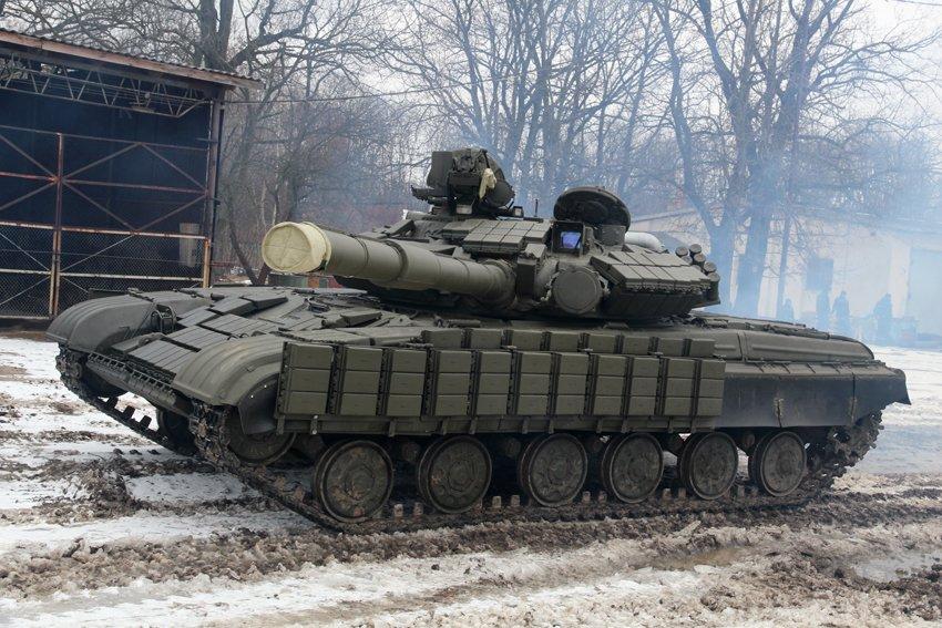 Львівські експерти розкрили секрет: російські танки програють українським (ФОТОРЕПОРТАЖ) (фото) - фото 5