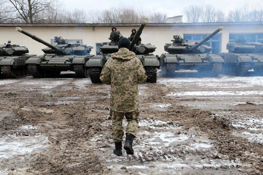 Львівські експерти розкрили секрет: російські танки програють українським (ФОТОРЕПОРТАЖ) (фото) - фото 3