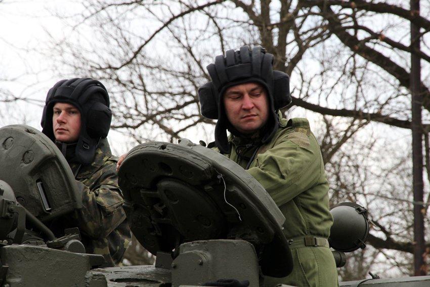 Львівські експерти розкрили секрет: російські танки програють українським (ФОТОРЕПОРТАЖ) (фото) - фото 1