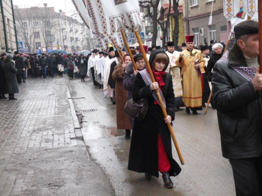 Тисячі тернополян вийшли на Марш Миру «Я - Волноваха» (ФОТО, ВІДЕО), фото-4