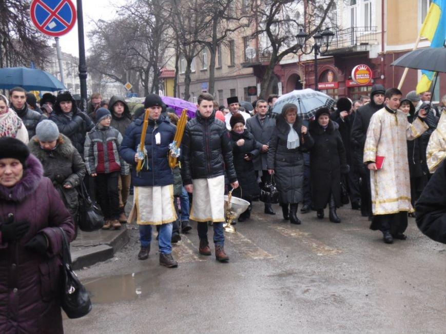 Тисячі тернополян вийшли на Марш Миру «Я - Волноваха» (ФОТО, ВІДЕО), фото-7