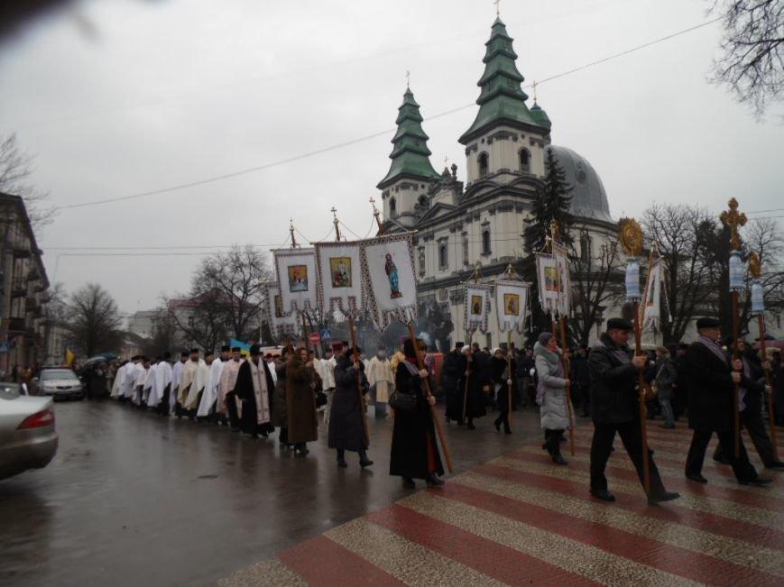 Тисячі тернополян вийшли на Марш Миру «Я - Волноваха» (ФОТО, ВІДЕО), фото-1