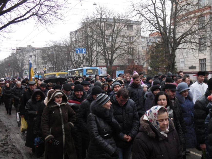 Тисячі тернополян вийшли на Марш Миру «Я - Волноваха» (ФОТО, ВІДЕО), фото-15