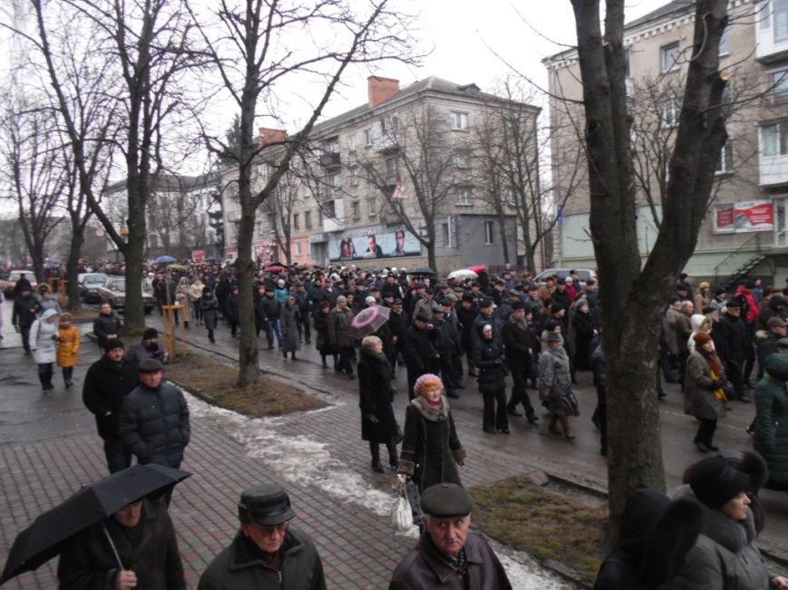 Тисячі тернополян вийшли на Марш Миру «Я - Волноваха» (ФОТО, ВІДЕО), фото-13