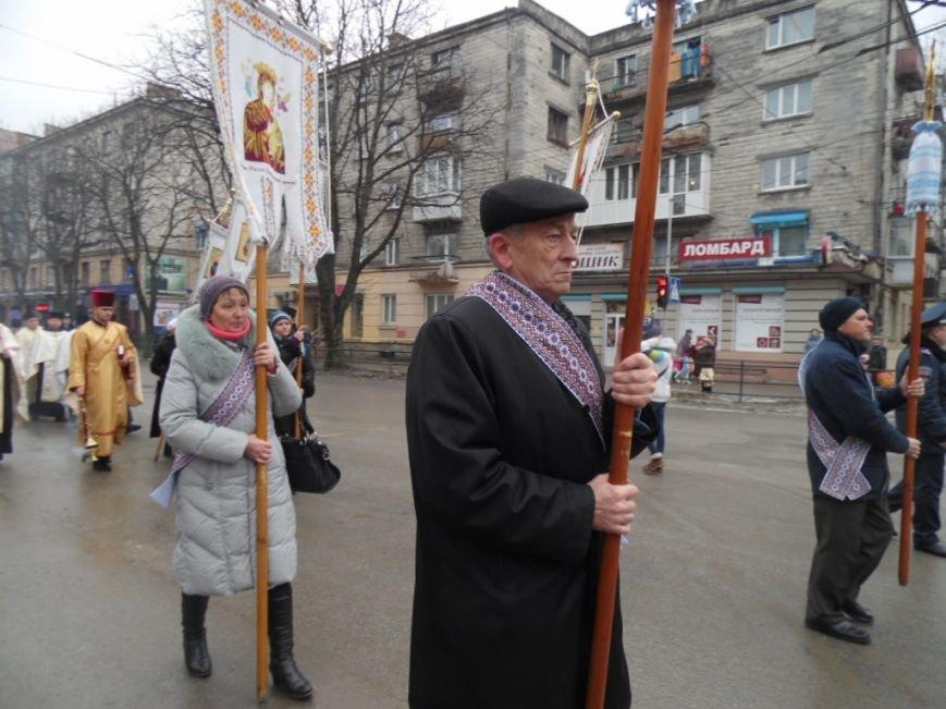 Тисячі тернополян вийшли на Марш Миру «Я - Волноваха» (ФОТО, ВІДЕО), фото-10