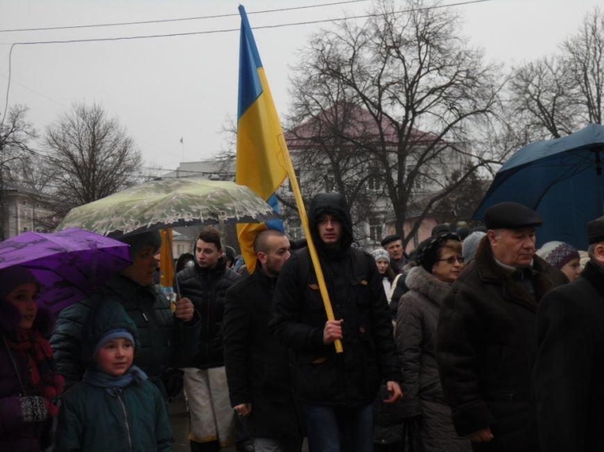 Тисячі тернополян вийшли на Марш Миру «Я - Волноваха» (ФОТО, ВІДЕО), фото-2