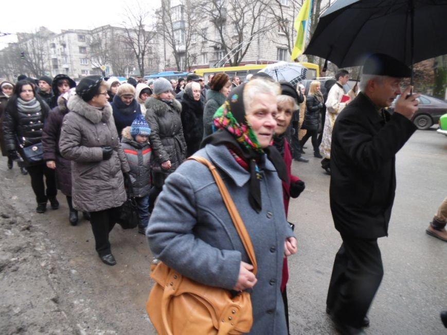 Тисячі тернополян вийшли на Марш Миру «Я - Волноваха» (ФОТО, ВІДЕО), фото-12