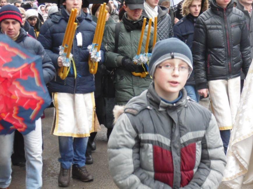 Тисячі тернополян вийшли на Марш Миру «Я - Волноваха» (ФОТО, ВІДЕО), фото-11