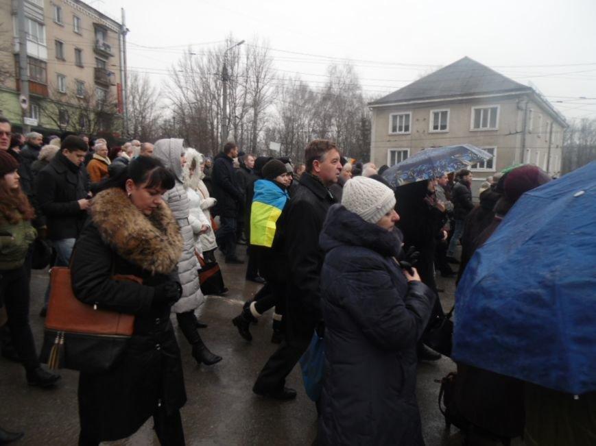 Тисячі тернополян вийшли на Марш Миру «Я - Волноваха» (ФОТО, ВІДЕО), фото-14