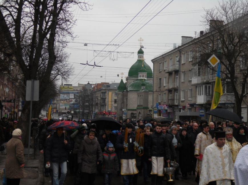 Тисячі тернополян вийшли на Марш Миру «Я - Волноваха» (ФОТО, ВІДЕО), фото-8