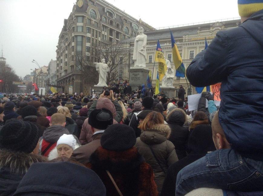 В Киеве проходит многотысячный Марш солидарности (ФОТО) (фото) - фото 2