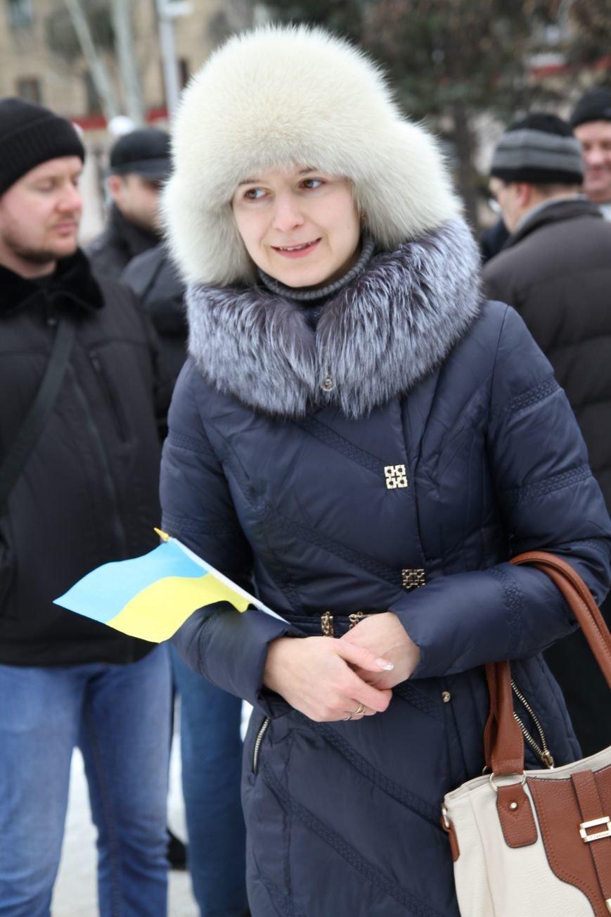 В Красноармейске прошла акция «Я – Волноваха», фото-27