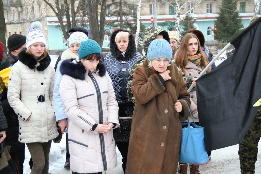В Красноармейске прошла акция «Я – Волноваха», фото-8