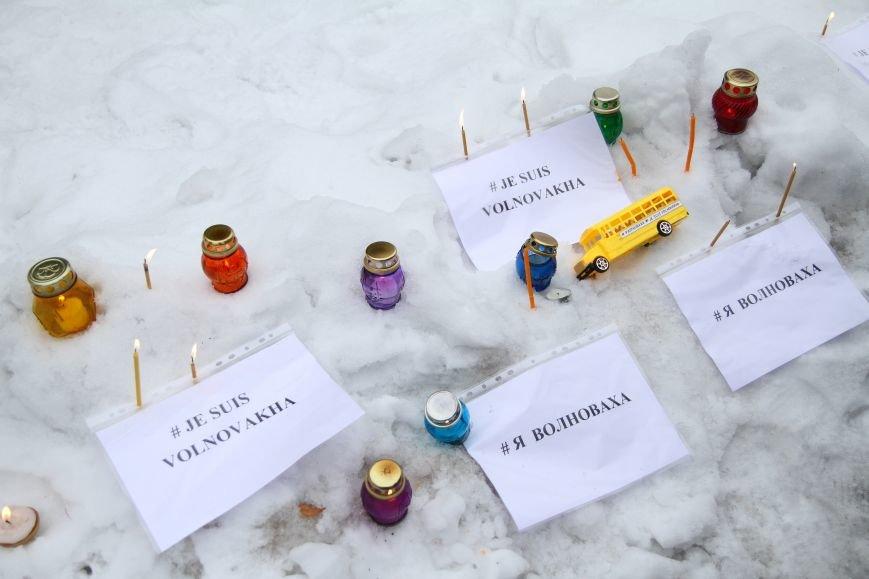 В Красноармейске прошла акция «Я – Волноваха», фото-18
