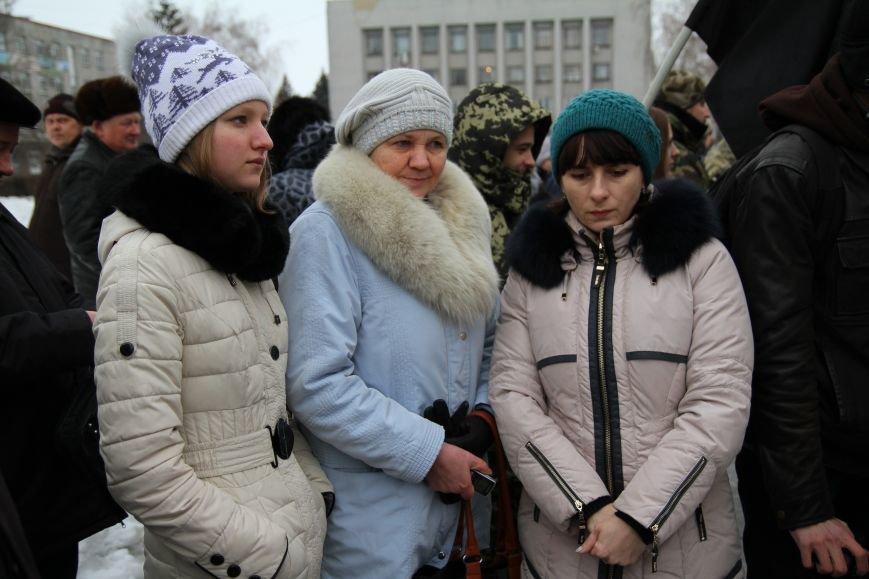 В Красноармейске прошла акция «Я – Волноваха», фото-16