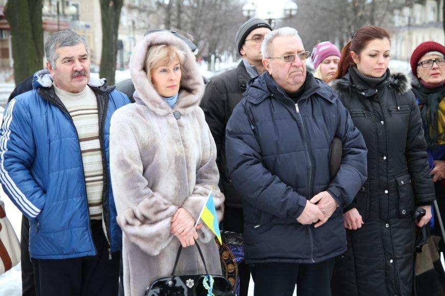 В Красноармейске прошла акция «Я – Волноваха», фото-7