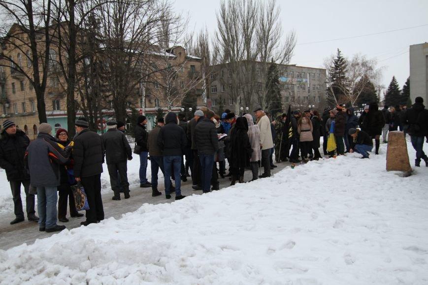 В Красноармейске прошла акция «Я – Волноваха», фото-22