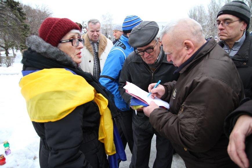 В Красноармейске прошла акция «Я – Волноваха», фото-13