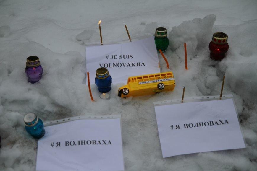 В Красноармейске прошла акция «Я – Волноваха», фото-11