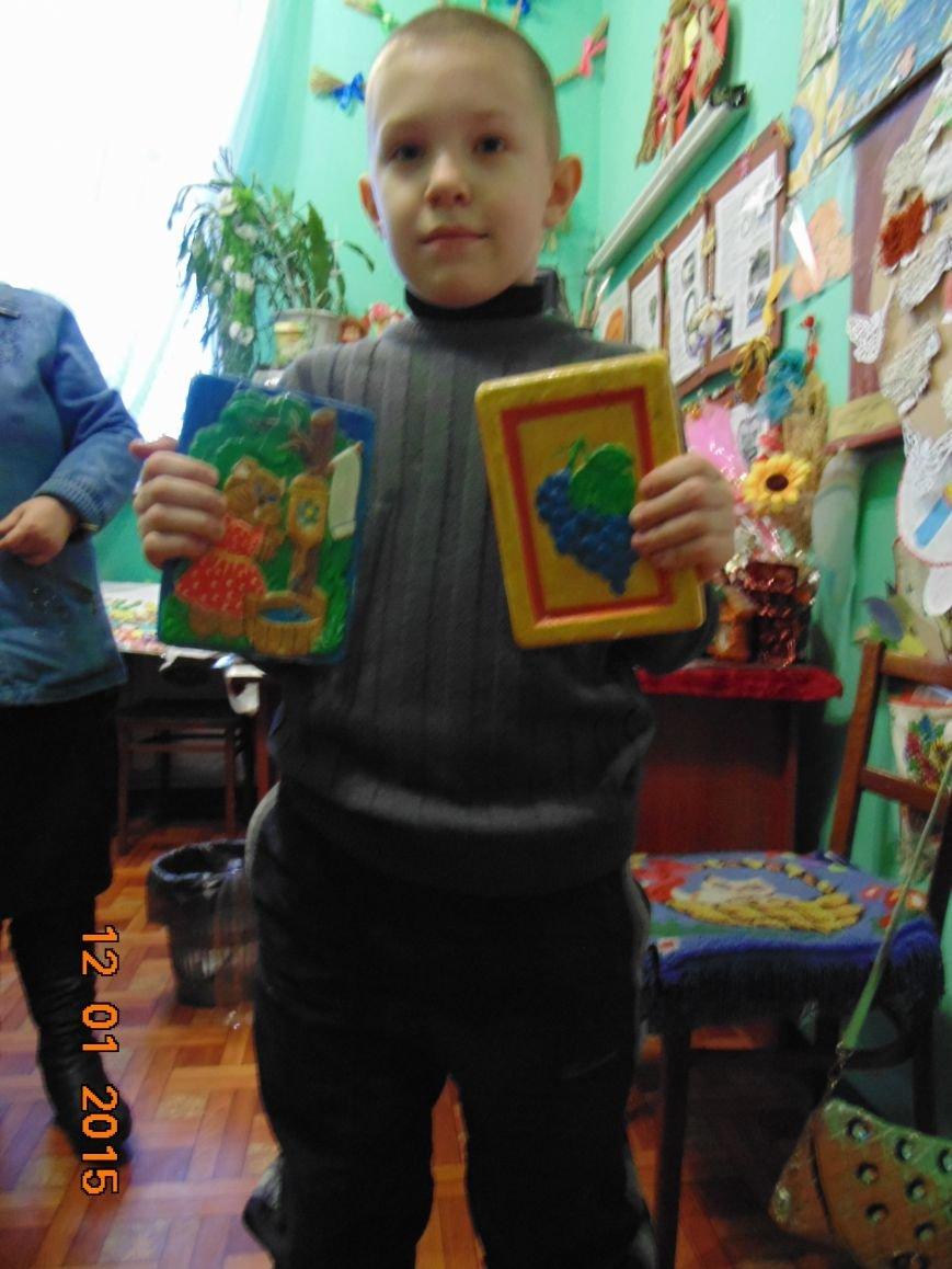 Мастер-класс от студии изобразительного искусства г. Белицкое (фото) - фото 2